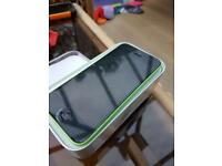iPhone 5c green 8gb excellent condition