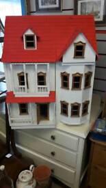 Beautiful dolls house