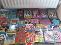 Large selection of Jacqueline wilson books