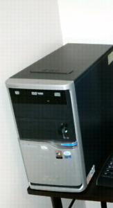 Acer Aspire Quad Core Desktop