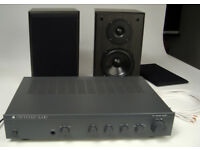 CAMBRIDGE AUDIO P25 Integrated Amplifier (amp' only - speakers and cable NOT included)