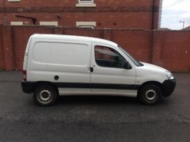 CITROEN BERLINGO 1.6HDI 2007