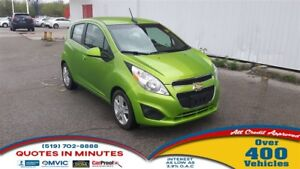 2015 Chevrolet Spark 1LT   GAS SAVER   MUST SEE