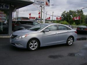 2011 Hyundai Sonata LIMITED BEAUTIFUL !!! WE FINANCE !!