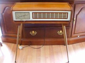 Vintage Italian 1950s Electric PIANORGAN
