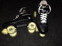 Professional Derby skates size 6