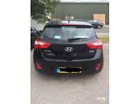 Hyundai I 30 ex company car