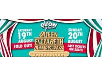 2 x Elrow Tickets for sunday closing party