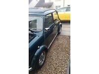 British Open Classic Mini 1275cc. Rare