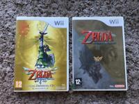 The Legend Of Zelda Games For Nintendo Wii