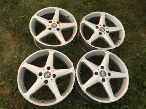 "17"" Euro Hart alloy wheels"