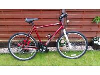 "Apollo Cosmo Urban MTB Mountain bike 26"""