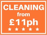 BEST END OF TENANCY CLEANING & CARPET CLEANING, REGULAR CLEANING (DOMESTIC OR COMMERCIAL)