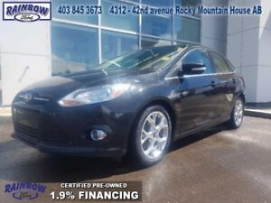 2012 Ford Focus SEL   - Certified - Bluetooth -  SYNC