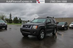 2007 Nissan Xterra  ULITIMATE 4WD! WE FINANCE! INSTANT APPROVALS