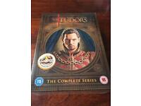 BRAND NEW The Tudors -complete series DVD collection