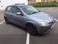 Vauxhall Corsa 1.2, PX TO CLEAR