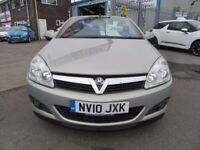 Vauxhall Astra TWIN TOP DESIGN CDTI (silver) 2010