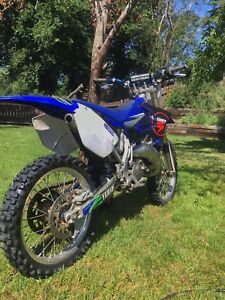 2005 YZ 125 With Extra Parts
