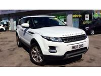 2013 Land Rover Range Rover Evoque 2.2 SD4 Pure 5dr (Tech Pack) Manual Diesel Ha