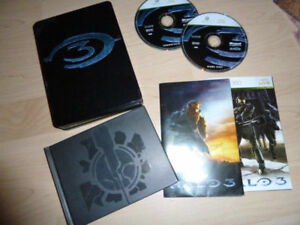Collector's Edition Halo 3 set for XBOX 360