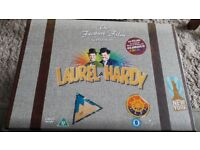 Laurel and hardy dvd boxset