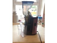 CUH Whole Fruit Vegetable Slow Juicer with Quiet Motor --- OTO