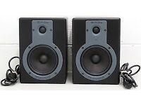 M-Audio Studiophile Bx5a Studio Monitors Pair (perfect conditions)