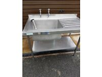 Stainless Steel Catering Sink for sale