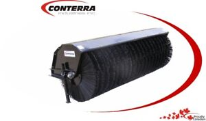 Conterra Rotary Angle Broom (Hydraulic) for Skid Steer