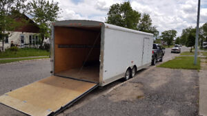 2011 Continental Cargo Tailwind Trailer