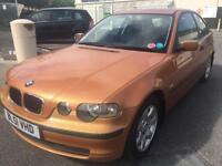 BMW COMPACT 3 SERIES 316TI 2 DOORS