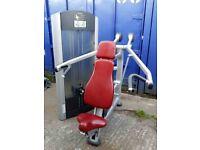 Life Fitness Signature Shoulder Press; RRP 4635; VGC; Free Delivery;