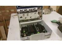 Festool ps-420 carvex accessory kit in systainer