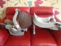 Graco Car Seat + ISOFIX Base