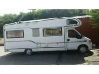 Peugeot campervan forsale 2.5 turbo diesel