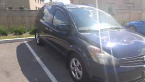 2008 Nissan Quest Safetied And E-tested