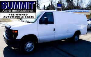 2011 Ford E-250 EXTENDED   CAR-PROOF CLEAN
