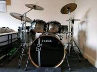 Tama Star Drum Kit - Grey