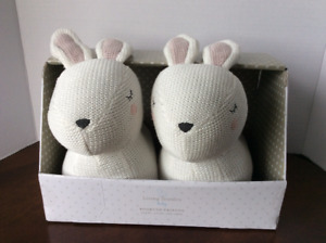 Living Textiles Bookend Friends - Bunny