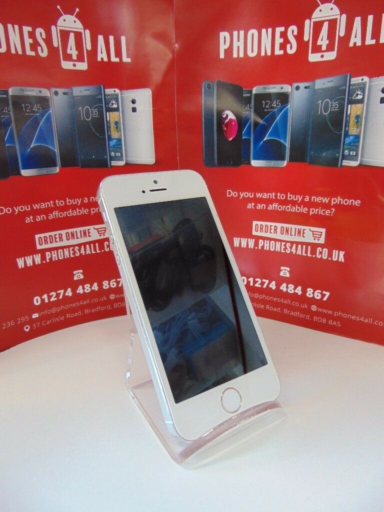 iPhone 5S 32GB Silver EEin Bradford, West YorkshireGumtree - iPhone 5S 32GB Silver EE Virgin Asda Mobile Grade B Condition Many More Phones In Stock, Look At Our Other Listings Open to swaps at trade price 01274 484867 07546236295