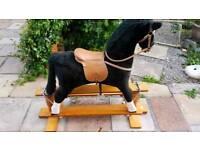 JUNIOR ROCKING HORSE
