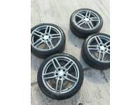 AMG Original wheels