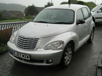 Chrysler PT Cruiser 2.4 2007 fitted with sequential LPG 50+ mpg