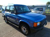 Land Rover Discovery 2.5Td5 ( 5 st ) 2000MY Td5 E (5 seat)