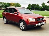 VOLVO XC90 'SE LUX' 'D5' (2011) '2.4 DIESEL - LEATHER - AUTO - SAT NAV - 7 SEATER' (FULL HISTORY)