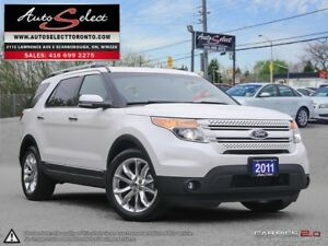 2011 Ford Explorer Limited Edition 4WD ONLY 219K! **6 PASSENG...