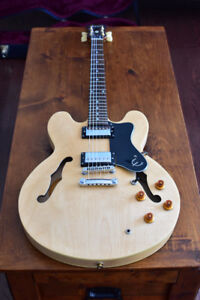 2005 Epiphone Dot 335 Natural