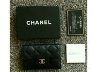 Chanel cardholder- Real leather