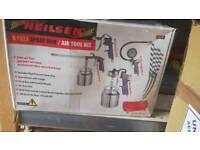 5pc spray kit /air tool kit